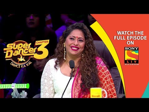 Super Dancer - Chapter 3   Ep 5   Final Auditions Round   12th January, 2019