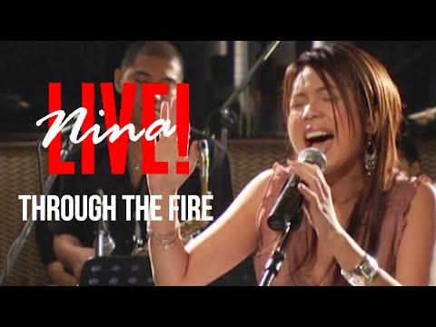 Nina - Through The Fire | Live!