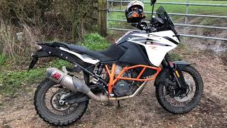 6. New bike KTM 1090 adventure R for JamieP