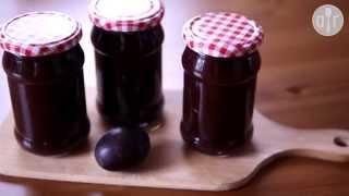 Beurre de prunes