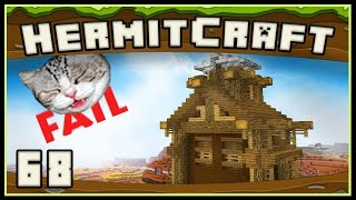 HermitCraft 4 - Minecraft: Starting A New Build With GoodFailsWIthScar