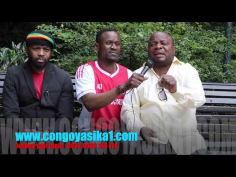 BOKETSHU - Kamehere alelisi Martin Fayulu na munoko ya mboka na USA,