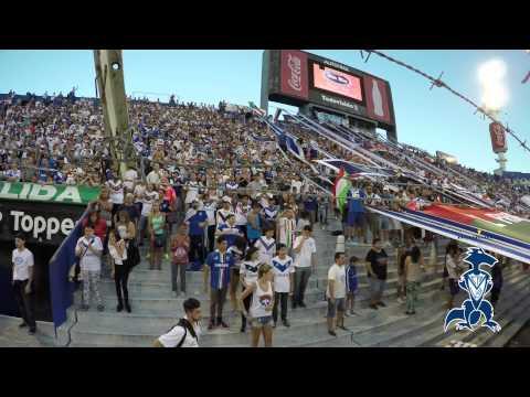Video - HINCHADA 4K | Velez 2 Vs Aldosivi 0 | Torneo 2015 | Fecha 01 - La Pandilla de Liniers - Vélez Sarsfield - Argentina