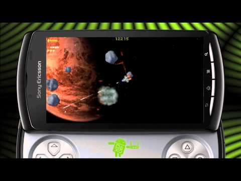 Video of Sinister Planet Xperia Play