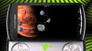Sinister Planet Xperia Play YouTube video