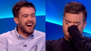 Jack Whitehall & Alex Brooker Drunk At Bad Education Premiere - The Last Leg