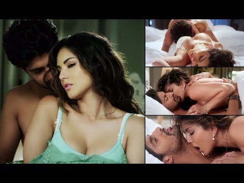 Sunny Leone All H+o+t Sex Scenes On Bed.