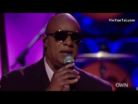 Stevie Wonder & Gladys Knight & Dionne Warwick - That's What Friends Are For Live
