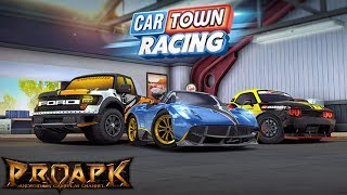 Car Town Racing by Glu Games Inc (ANDROID/iOS/iphone/ipad)►►► SUBSCRIBE PROAPK FOR MORE GAMES : http://goo.gl/dlfmS0 ◄◄◄INTENSE ARCADE RACINGExperience explosive speed to drift and drive towards the finish line UPGRADE AND COLLECT YOUR CARSTune and customize your car. Become stronger, drive faster!COLLECT YOUR FAVORITE CARSDrive, customize, and collect hundreds of licensed cars to crush real competition.EXOTIC RACE LOCATIONSRace through visually stunning, action-packed worlds and tracks!REAL-TIME PVP MULTIPLAYERCompete and chat with players and friends around the world.DOWNLOADApp Store: https://itunes.apple.com/ph/app/car-town-racing/id1065035832?mt=8Play Store: Not Available NowTotal Size : 290 Mb✔ LOOKING FOR MORE RPG GAMES?  ►►► https://goo.gl/wqCfuv ◄◄◄►►► MMORPG Playlist : https://goo.gl/nky4Vl ◄◄◄----------------------------------------------------SUBSCRIBE PROAPK TO DISCOVER MORE NEW ANDROID/iOS GAMES : http://goo.gl/dlfmS0TWITTER: http://twitter.com/Apkno1FACEBOOK: https://www.facebook.com/proapk4uG+ : https://plus.google.com/+proapkIF YOU LIKE OUR WORKS, PLEASE SUPPORT AND LIKE/ SHARE/ COMMENT ON OUR VIDEOS, THANK YOU!