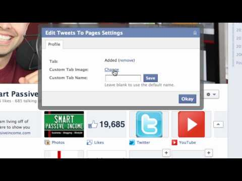 How to Integrate Twitter and YouTube on Your Facebook Page & Timeline