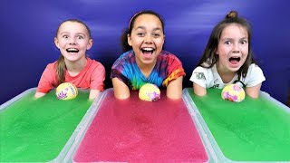 Video GELLI BAFF TOY CHALLENGE GAME! LOL Surprise Baby Dolls #2 | Toys AndMe MP3, 3GP, MP4, WEBM, AVI, FLV Maret 2019