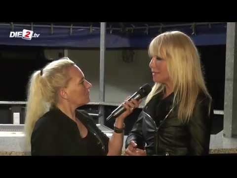 Interview mit Rosanna Rocci bei der 7. SFR1 Geburtstagsparty