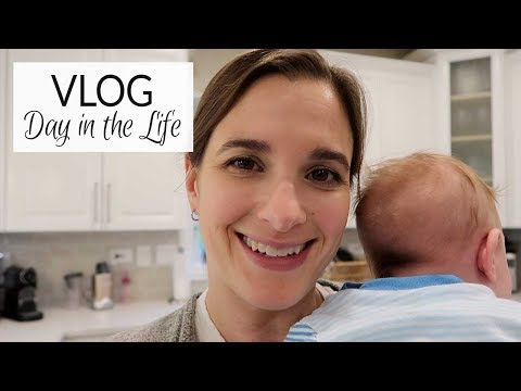 Vlog | Day In The Life With A 3 Month Old