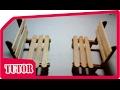 Cara Membuat Miniatur Kursi dari Stik ES Krim