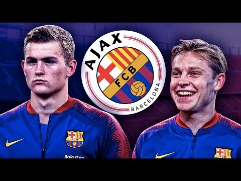 How Barcelona & Ajax Could Change The Future Of Transfers... | #ContinentalClub
