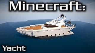 Minecraft: Medium Yacht Tutorial 4