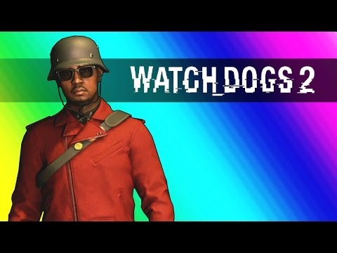 Watch Dogs 2 Gameplay - Epic Pranks with Wildcat!_Legjobb vide�k: J�t�k