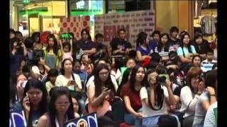 EFM ON TV 8 April 2014 - Thai TV Show
