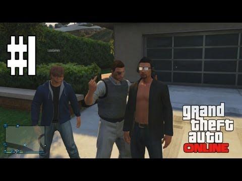 GTA V ONLINE LOS PEORES ATRACADORES DE LA HISTORIA! #1 - GTA 5 ONLINE Gameplay