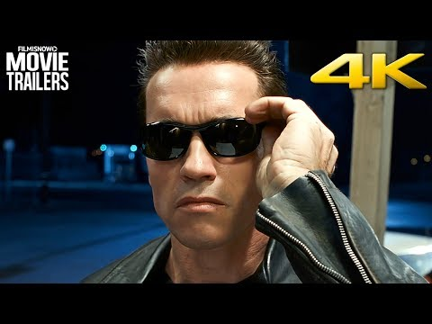 Terminator 2: Judgment Day 3D Trailers 1-2 | 4K Restoration