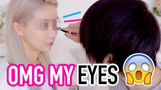 BF does my Makeup ♥ Wengie by The Wonderful World of Wengie