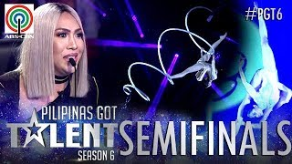 Video Pilipinas Got Talent 2018 Semifinals: Kristel De Catalina - Spiral Pole Dancing MP3, 3GP, MP4, WEBM, AVI, FLV April 2018