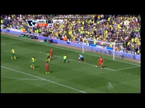 Big Mistake Liverpool Vs Norwich 2014