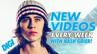 Nash Grier & DigiTour Announce New Videos Every Week!