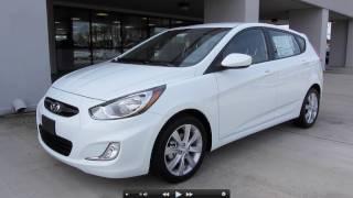 3. 2012 Hyundai Accent SE Hatchback Start Up, Engine, and In Depth Tour