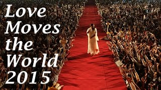Love Moves the World 2015