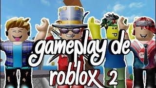 GAMEPLAY DE ROBLOX 2 Feat Primes Blox e Victor Araujo 32 br