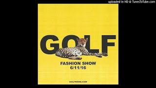 GOLF WANG FASHION SHOW SOUNDTRACK