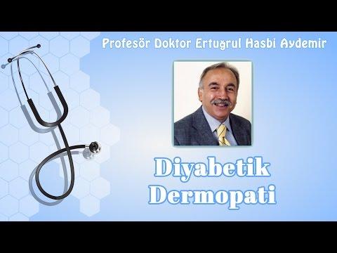 Diyabetik Dermopati – Türk Diyabet Cemiyeti
