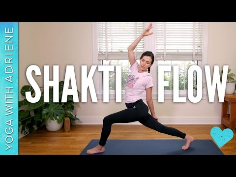 Shakti Power Flow – Yoga With Adriene