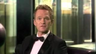 "Source: ""How I Met Your Mother""; Season 4, Episode 14 - The Possimpable Description: The Legen - wait for it... Dary! Video CV..."