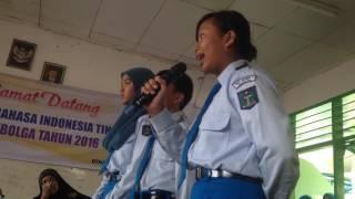 Sibolga Indonesia  city photo : Lomba Debat Bahasa Indonesia Tingkat SMP/MTS Kota Sibolga Tahun 2016