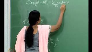 Mod-01 Lec-18 Addition Of Angular Momenta - II