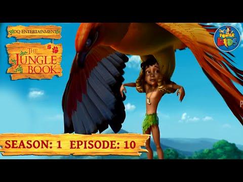 The Jungle Book Cartoon Show  Full HD - Season 1 Episode 10 - Kite Flight