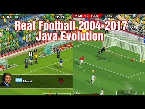Real Football 2004-2017 (Java Version) HD