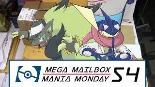 Pokémon Cards - Mega Mailbox Mania Monday #54! by The Pokémon Evolutionaries