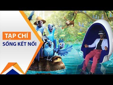 Mãn nhãn siêu công nghệ chiếu phim mới từ CGV | VTC1 - Thời lượng: 6 phút, 16 giây.