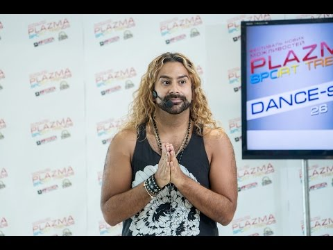 DANCE-style c Амадором Лопесом на фестивале PLAZMA SPORT TRENDS, 26 июля