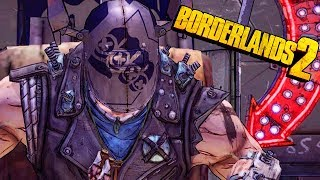 Borderlands 2 Ultra HD Pack Gameplay German #12 - Boss Fight Slab King