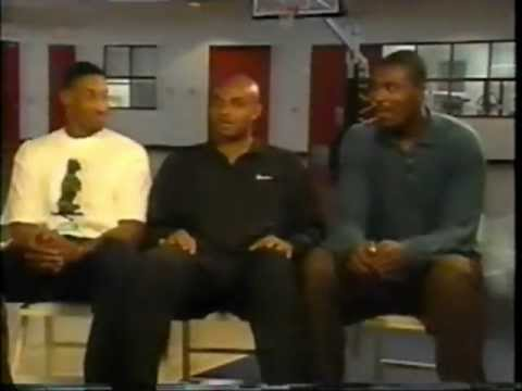 Scottie Pippen joins Hakeem, Barkley in Houston