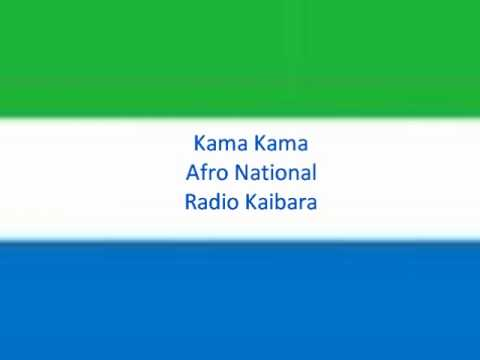 Kama Kama -- Afro National