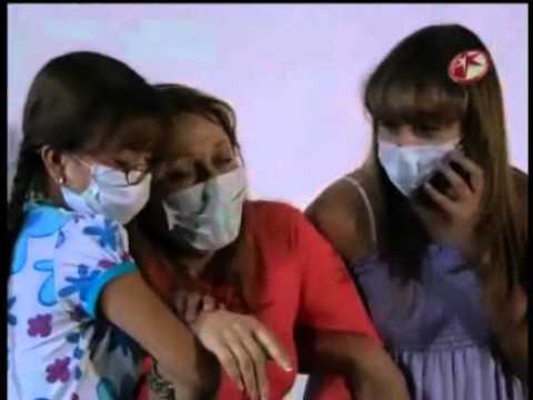 La rosa de guadalupe - AH1N1(3/3)
