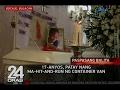 24 Oras: 17-anyos, patay nang ma-hit-and-run ng container van