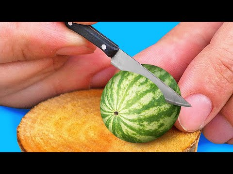 4 CRAZY MINIATURE CRAFTS THAT LOOK LIKE REAL