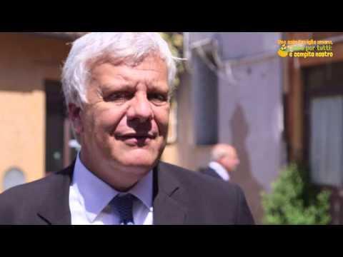 L'intervista al Ministro Galletti al seminario Cibo per Tutti 2015