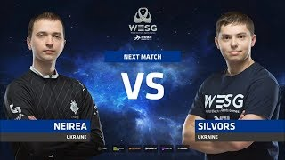 Neirea vs Silvors, game 1